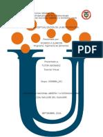 Tematica 1, Conceptualizacion de La Biotecnologia