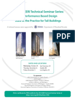 2014 EERI Technical Seminar Series - Performance Based Design State of the Practice for Tall Buildings