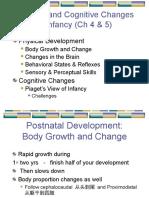Ch 4 & 5 - Infancy P & C