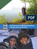 Kids Count 2017 Data Book in Michigan