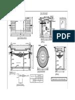 Tanque Septico y Pozo Percolador-model