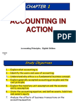 Chap-1 Accounting in Action Basic Accountin Equation Financial Statement Chp-1