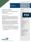 Regulatory Notice 17 14 FINRA