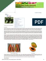 TFNet - International Tropical Fruits Network