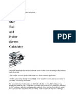 SKF Ball and Roller Screws Calculator.docx