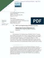 Aclu Florida Muslim Ban PRR