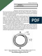 Biologia e Fisiologia Celular - Unidade 8 - Ciclo Celular