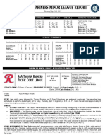 04.13.17 Mariners Minor League Report