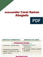 Derecho Laboral Clase3