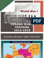 Perang Dunia Pertama 1