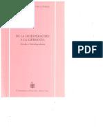 Pontificio Consejo Para La Familia - De la desesperacion a La Esperanza Familia y Toxicodependencia 1997