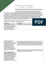 Medical Diagnosis (Hyperthyroidism)