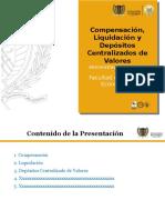 Compensación, Liquidación y DCV.ppt