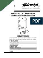 Manual Equipo Hidroneumatico
