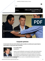 COMPRANDO OPTIMISMO _ Periodismo Sin Fronteras