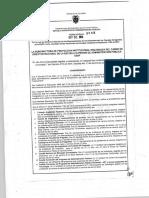 Reso 2557 de 2014 BU