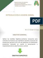 Introduccion a Higiene Animal Sp
