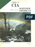 Investigación y Ciencia 009 - Junio 1977
