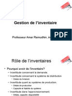 cours inventaire