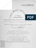 Tra mezafriko - Lemaire Ch