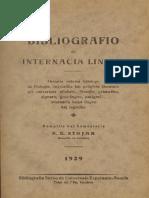 Bibliografio de Internacia Lingvo - P.E. Stojan_sercxebla