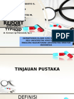 TERBARU Case Report Demam Typhoid