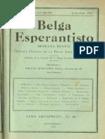 Belga Esperantisto 088-89-1922jun Jul