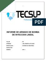 233643160 Informe Desarmado Bombas Diesel