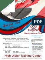 rmcc april clinic advert 2017