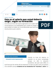 Cua Nto Debera an Pagarme Finanzaspersonales.com.c