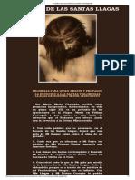 Rosario de Las Santas Llagas y Promesas