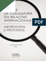 AYERBE - Análise de conjuntura em Relações Internacionais.pdf
