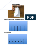 slope intercept form instructions