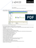 AxTraxNG_24 03 Release Notes 170614