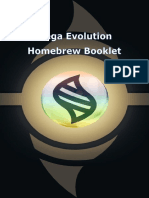 Homebrew Mega Evolution Booklet1.1