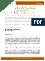 TechnologyTransferFromPublicResearchOrganizations.pdf