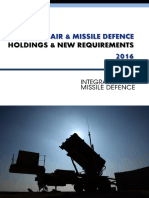Air & Missile Defence Request 2016