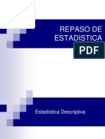 Estadistica descriptiva e inferencial