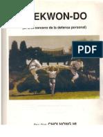 Enciclopedia de Taekwondo