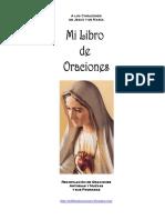 Mi Libro de Oraciones - Apariciones de Jesús y María
