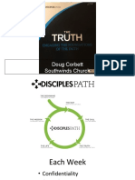 Book 4 - The Truth - Session 6 - Doctrine of the Church
