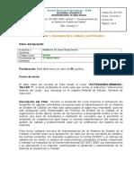 68671393 Taller Semana 1 ISO 9001 2008 Fundamentacion de Un Sistema de Gestion de La Calidad