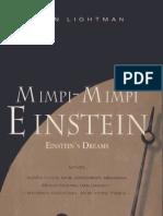 Mimpi-Mimpi Einstein