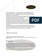 El Manisero (Info.)