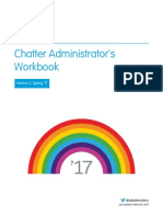 Salesforce Chatter Admin guide