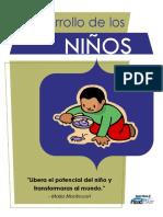 Desarrollo Infantil Montessori