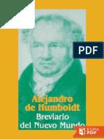 Breviario del Nuevo Mundo - Alexander von Humboldt.pdf