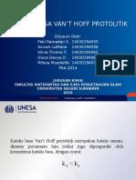 BASA VAN'T HOFF PROTOLITIK.pptx