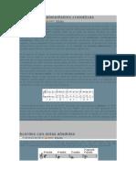 Mediantes y Submediantes Cromáticas (2)