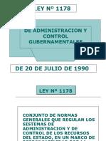 Presentacion Ley 1178 Resumida